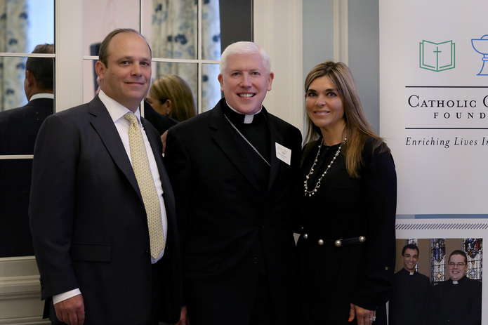Bishop Thomas Shines a Light on the 2017 Alleluia Ball at a Special Preview Event