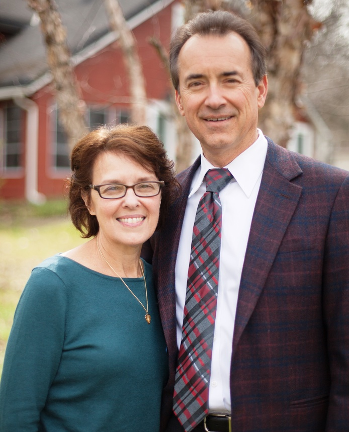 Tom and Carrie Kurtz